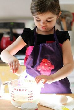 Cooking Activities for Kids at No Time for Flashcards. She also has other great activities for little ones.