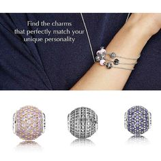 Pandora's Essence Collection available at Miami Lakes Jewelers. Pandora Essence Collection, Pandora Jewelry, Silver Charms, Lakes, Miami, Beaded Bracelets, Charmed, Jewels, Explore