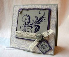 IC253 Thistle Wine by Weekend Warrior - Cards and Paper Crafts at Splitcoaststampers