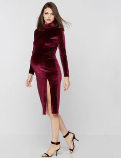 Rachel Zoe for A Pea in the Pod Long Sleeve Maternity Dress ...