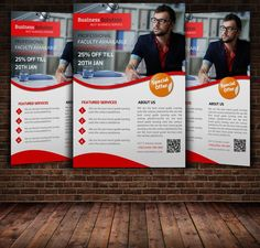 Accounting bookkeeping flyers by kinzi21 on creative market corporate business flyer flyer templates 600 fandeluxe Images