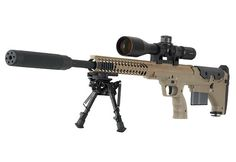 Image of the DTA Stealth Recon Scout A1 (SRS-A1) Bullpup Bolt-Action Sniper Rifle (pic1)