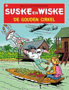 Suske en Wiske. » 118 – De gouden cirkel
