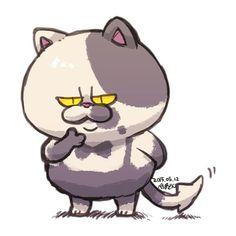 Resultado de imagen para judd the cat splatoon