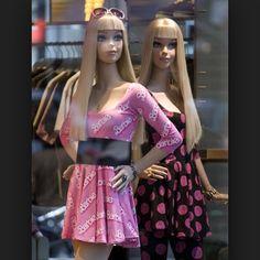 Barbie style!