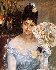 Berthe Morisot (1841 – 1895)