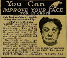 I wonder how people responded to this ad when all they needed to do was SMILE