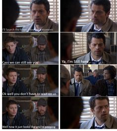 Supernatural Humor