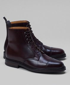 Peal & Co. Cordovan Boot