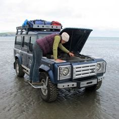 Wheel Step - fits most 4x4 vehicles and tyres