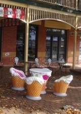 sweets and ice near vincent street daylesford