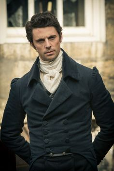 George Wickham - Matthew Goode in Death Comes to Pemberley, set in 1803 (TV mini-series Matthew Goode, Jane Austen, Estilo Dandy, A Discovery Of Witches, Regency Era, Le Far West, Film Serie, Historical Romance, British Actors