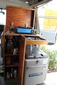Bauanleitung - Küchenblock für Campingbus selber bauen - Seite 3 ... | {Camping küchenblock selber bauen 33}
