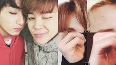 [BTS NEWS] Fans Discover Jungkook and Jimin's Matching Moles {JIKOOK} 😍😍😍
