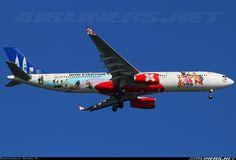 AirAsia X 9M-XXF Airbus A330-343X aircraft picture