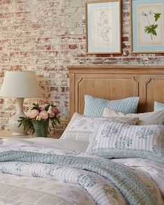 Learn to mix and match patterned bedding