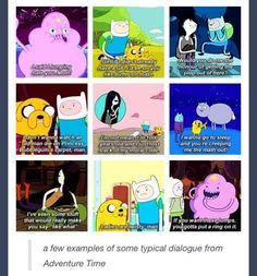 I don't think i have ever loved anything more than i love adventure time. This show makes my entire life:3