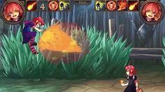 Não satisfeito com o jogo League of Legends enquanto jogo de batalha em arena, alguns fãs decidiram transformar a malha multijogador num jogo de luta 2D.
