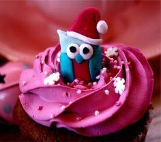 Glühwein Cupcakes