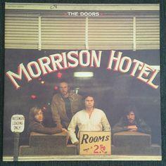 Doors - Morrison Hotel (Used LP)