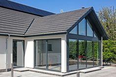 Brick Extension, House Extension Plans, House Extension Design, Orangery Extension, Extension Ideas, Cottage Extension, Bungalow Extensions, Garden Room Extensions, House Extensions