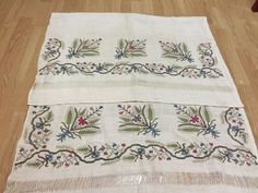 ottoman embroidery hammam towel | Antiques, Linens & Textiles (Pre-1930), Embroidery | eBay!