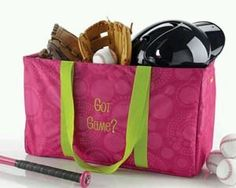 Thirty One Gifts - Large Utility Tote  The June special to get this for only $10 when you spend $35 is almost over! Order at www.mythirtyone.com/cristencooley or message me!