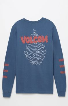 Hooked on Hesh Long Sleeve T-Shirt that I found on the PacSun App