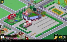 Photo by Alextheassasin Springfield Simpsons, Springfield Tapped Out, The Simpsons Game, Level 42, Clash Of Clans, The Duff, Ideas Para, Panda, Cartoons