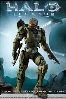 AnimeZoneDex: Halo Legends