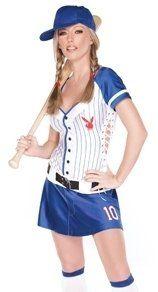 baseball girl halloween costumes - Baseball Halloween Costume For Girls