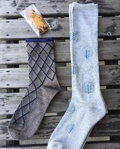 「シンプルでちょっとかわいい靴下」をテーマとするhacu。まさに、言葉の通りの靴下です!