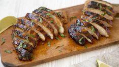 Thajské kuracie prsia nielen na jarnú grilovačku Pork, Meat, Kale Stir Fry, Beef, Pork Chops