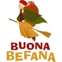 italian christmas witch befana