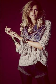Free People Taps Cato Van Ee for its Harvest Moon Lookbook | Fashion Gone Rogue: The Latest in Editorials and Campaigns
