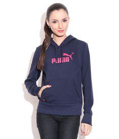Puma Brown  Sweatshirt, http://www.snapdeal.com/product/puma-brown-sweatshirt/766727478