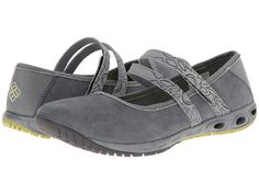 Columbia Sunvent™ Mary Jane - cause I love flats but they don't support your feet!