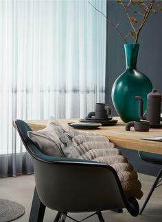 Rustgevend... filter het licht #gordijnen #kussens #curtains #cushions #Gardinen #Vorhänge #Happywave
