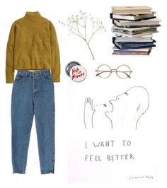 """High on stress"" by kittymaid ❤ liked on Polyvore featuring H&M"
