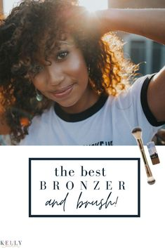 You will love this creamy bronzer that goes on smoothly with our Maskcara brush. Quickly and easily contour your face for a simple makeup routine during busy mornings. This high quality bronzer and brush will take your makeup to the next level. Bronzer Makeup, Best Bronzer, Maskcara Makeup, Maskcara Beauty, Blush Makeup, Simple Everyday Makeup, Everyday Makeup Tutorials, Everyday Makeup Routine, Simple Makeup