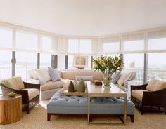 New Living Room Sofa And Chair Layout Couch Ideas Sectional Sofa Layout, Living Room Sectional, Living Room Chairs, Living Room Decor, Small Sectional, Sectional Sofas, Condo Living Room, Small Living Rooms, Living Room Designs