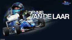 Dennis Van de Laar(Van Amersfoort Racing)Wallpaper by brandonseaber.deviantart.com on @deviantART