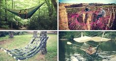 You're gonna want these 12 epic #hammocks!