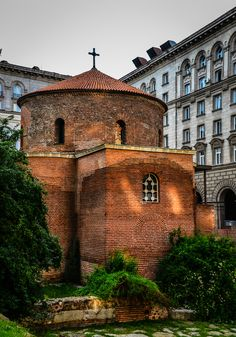 Church of St. George, Sofia, Bulgaria (by mbell1975)