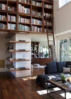 Books, books and more books home deco ev kitaplıkları, kitap Home Interior, Interior Architecture, Interior And Exterior, Interior Ideas, Luxury Interior, Bathroom Interior, Modern Interior, Sweet Home, Living Spaces