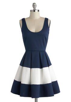Riverside Stroll Dress, #ModCloth