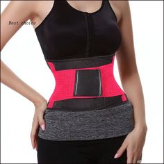 a62f55fbe2e Amazon.com  Aofeite Best Neoprene Waist Trimmer by 2Createabody  Sports    Outdoors