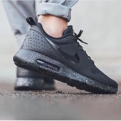 120d28c9a6d19 Nike Air Max Tavas Stealth Black UK Put on after you will have absolutely  unexpected comfort and light