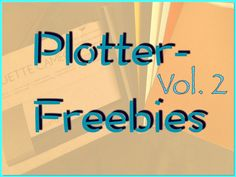 Sewing Tini: Plotter-Freebies Vol 2