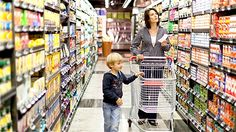 10 things Americans eat that are banned elsewhere.  A few of these are linked to ADHD